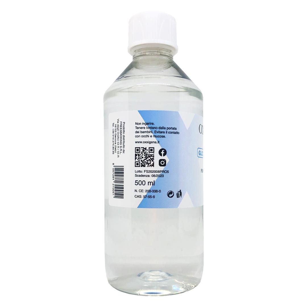 Glicole Propilenico Liquido 500 ml Adatto Per Lo Svapo