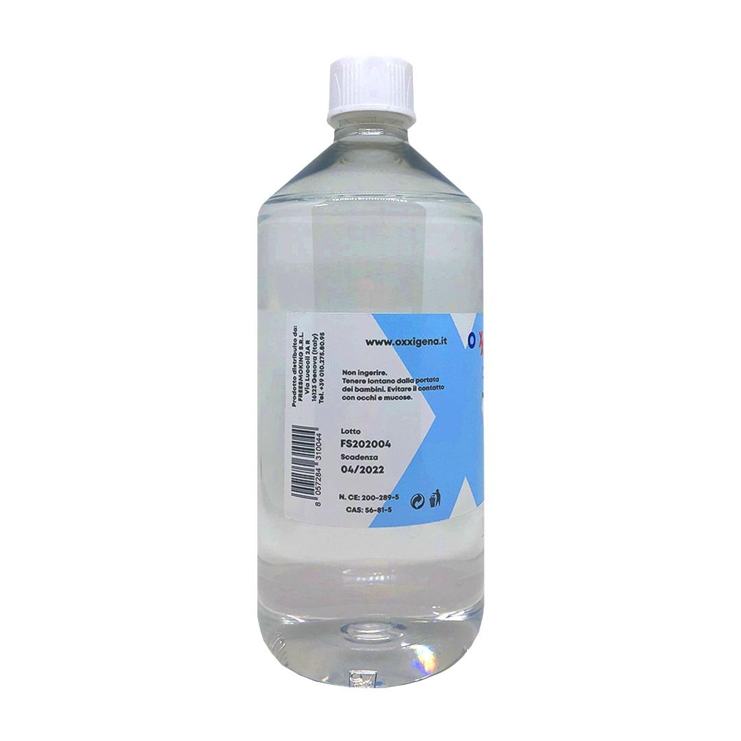 Glicerina Vegetale 1L (1000ml) + Glicole Propilenico 1L (1000ml)